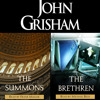 The Summons / The Brethren by John Grisham, read by Frank Muller, Michael Beck