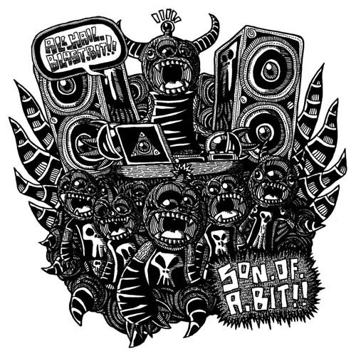 Son of a Bit! feat. Arya Wiguna & The Random Guitar Sample - DEMITUHAN (8bit Metal)