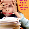 Moxy Maxwell Does Not Love Writing Thank-you Notes by Peggy Gifford, read by Clea Lewis