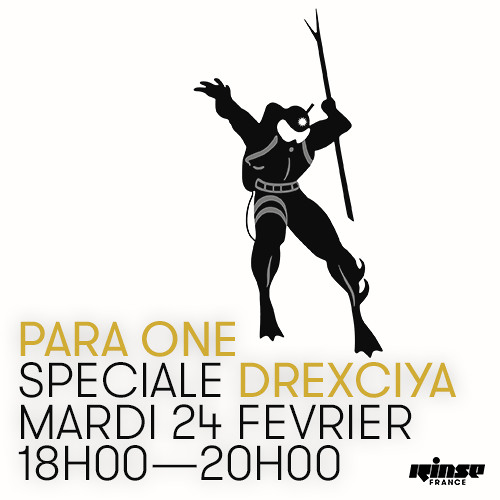 Para One - Drexciya Mix on Rinse FR - 24/02/15
