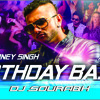 Yo Yo Honey Singh Is Back With A Big Birthday Bang dj sourabh