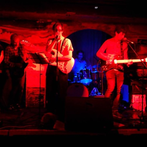 """Stretch Out"" (Live, Shacklewell Arms, 15/10/14)"