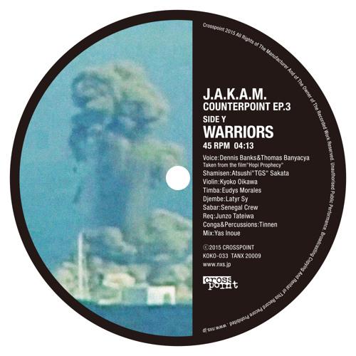 J.A.K.A.M. / WARRIORS