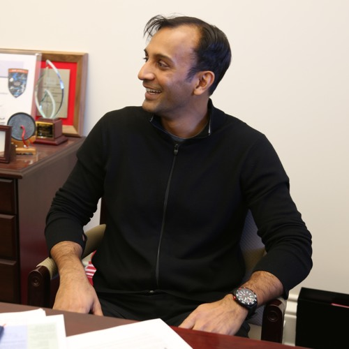 U.S. Chief Data Scientist Dr. DJ Patil On The Dataset That Made His Doctorate Possible
