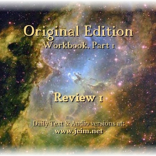ACIM FEB 25 FIRST 50 LESSONS RECAP Lessons 26-30