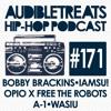 Audible Treats Hip-Hop Podcast 171
