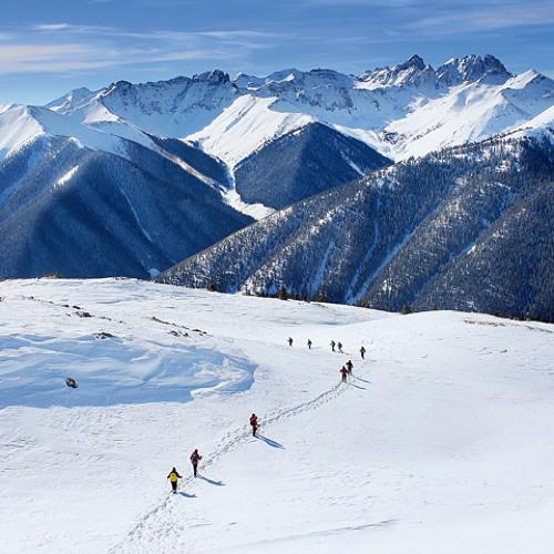 Snowshoeing - Colorado's Winter Hiking