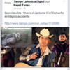 Download Lagu Mp3 Ariel Camacho (Ablemos Claro) descansé en paz (2.82 MB) Gratis - UnduhMp3.co