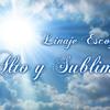 Alto Y Sublime
