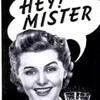 Hey Mister,ACOUSTIC VERSION-Music & Lyrics by Bessy Ikon