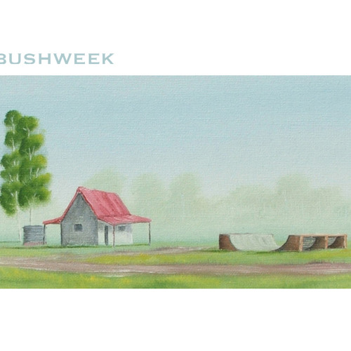 """""""badass"""" by BUSHWEEK"""