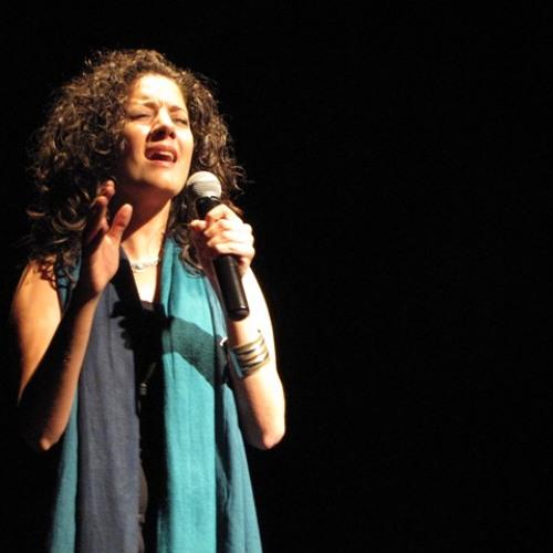 2010 تريز سليمان تغنّي خالد الهبر- عندي كلام ،رامالله