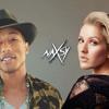 Naxsy - Frontin / Burn (Pharrell Williams & Ellie Goulding