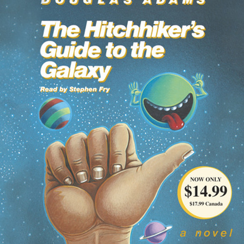 hitchhikers guide to the galaxy audiobook stephen fry