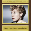 MARTHA WAINWRIGHT sings live and describes the reality of working in a family biz.