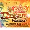 SMIRNOFF DREAM WEEKEND 2013 (Mixed by Coppershot)
