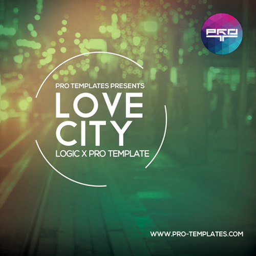 Love City Logic X Pro Template