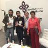 Presentación libros premiados de literatura 2014, en el Palacio de Minería. Febrero 2015