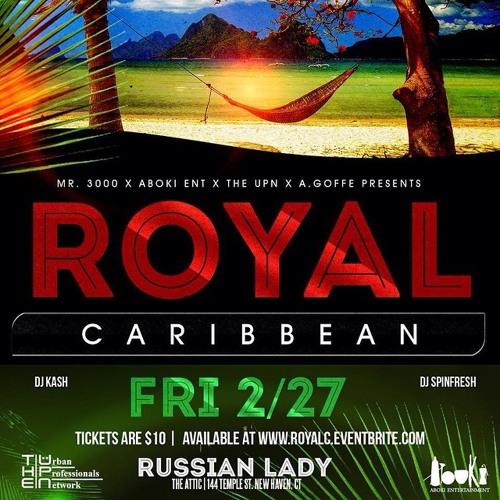 Royal Caribbean Mix By Dj Kash