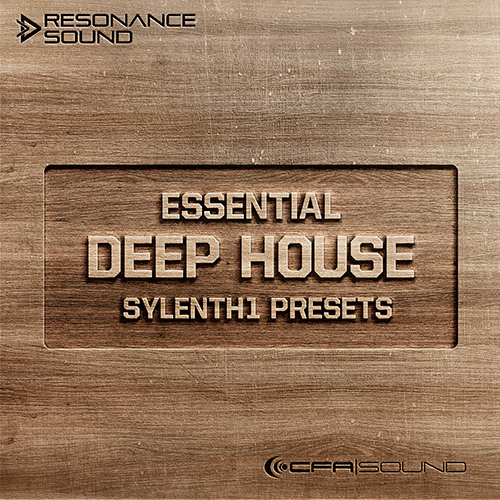 CFA-Sound – Essential Deep House Sylenth1 Presets