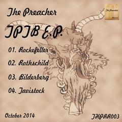 The Preacher - TPTB E.P. - The Preacher Records 003 (THPRR003)