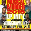 Download LP vs YOUNG HAWK (MUSICAL MURDER 2015) Mp3