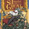 The Adventures of Sir Lancelot the Great by Gerald Morris, read by Steve West