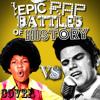 Michael Jackson vs Elvis Presley. Epic Rap Battles of History Covers.