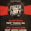 Bluntsman's Promo Mix for Fresh Party