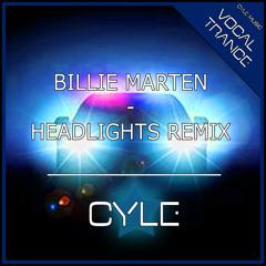 Billie Marten - Headlights (Cyle Remix) [Trance] (2014)