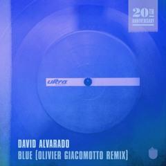 David Alvarado - Blue (Olivier Giacomotto Remix)