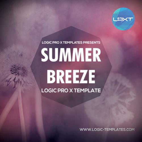 Summer Breeze Logic Pro X Template