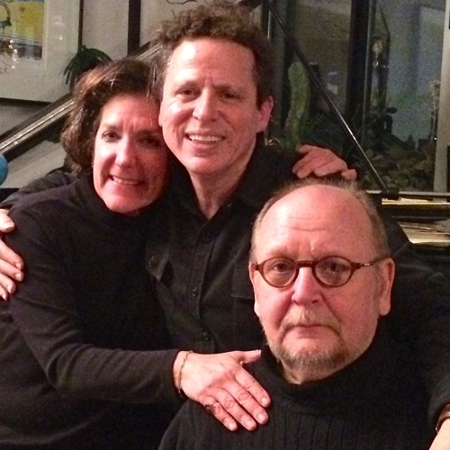 LSR12- JULIE GOLD & GEORGE WURZBACH ON BRIAN MUNI'S LIVE SONG RADIO FIRST ANNIVERSARY BROADCAST
