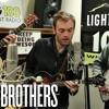 Punch Brothers performing live at Lightning100