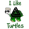Dstapes Vs GatewAy - I Like Turtles (Trap Mix)