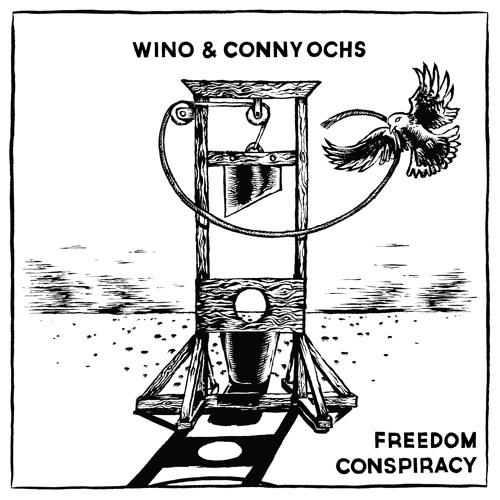 """WINO & CONNY OCHS """"Shards"""""""