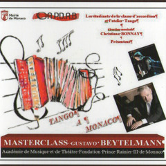 Masterclass G. Beytelmann Atelier Tango - Payadora