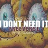 Young Drizzy x Asce Blayze - I dont Need It (Freeverse) [Prod. Natsu Fuji]