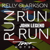 01. Run Run Run Feat. John Legend, Tokio Hotel