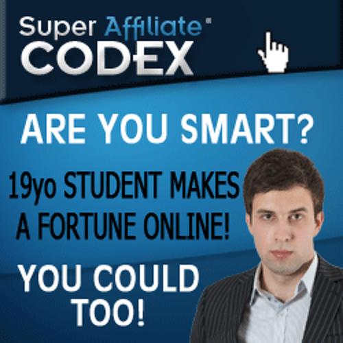 Super Affiliate Codex Review | Listen Super Affiliate Codex Review Online