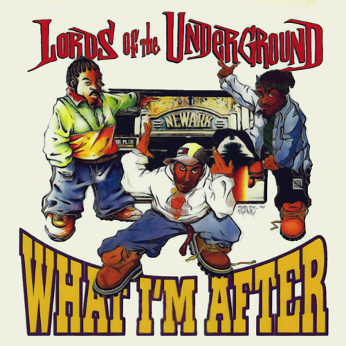 Lords of The Underground - What I'm After[The Eighth's Remix]
