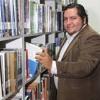 Paolo Cuya 'Capacitación sobre los servicios de Biblioteca en la UCV 2014-II'