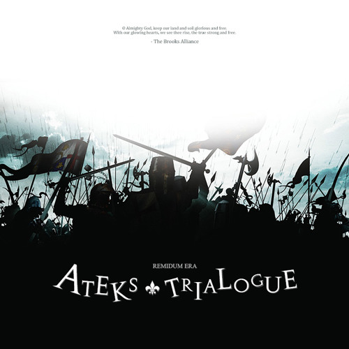 Kamisys, w_tre, sound piercer (THE BROOKS) - ATEKS TRIALOGUE