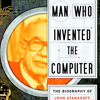 The Man Who Invented the Computer by Jane Smiley, read by Kathe Mazur