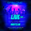 "SPIN ONE [SpinCast #003] ""Live From Allure Nightclub"""