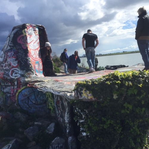 Albany Bulb Lives On Nearly One Year After Eviction