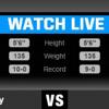 Cat Zingano Vs Ronda Rousey Live @ UFC 184 Fight Night Live