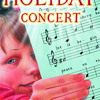 The Last Holiday Concert by Andrew Clements, read by Fred Berman
