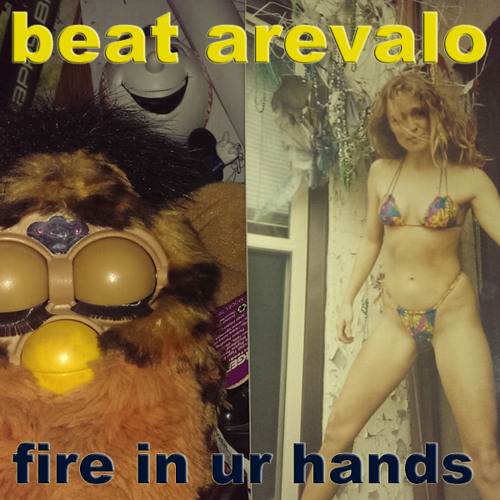 Beat Arevalo - Fire In Ur Hands (LANDR Mix)