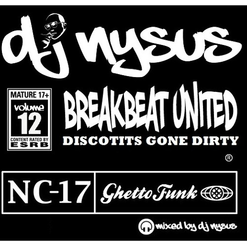 Breakbeat United Vol. 12 - Discotits Gone Dirty (NSFW)